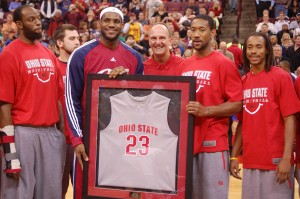 LeBron Ohio State