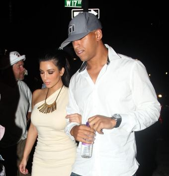 Kardashian Miles on Kim Kardashian Miles Austin Back Together    The Jersey Chaser